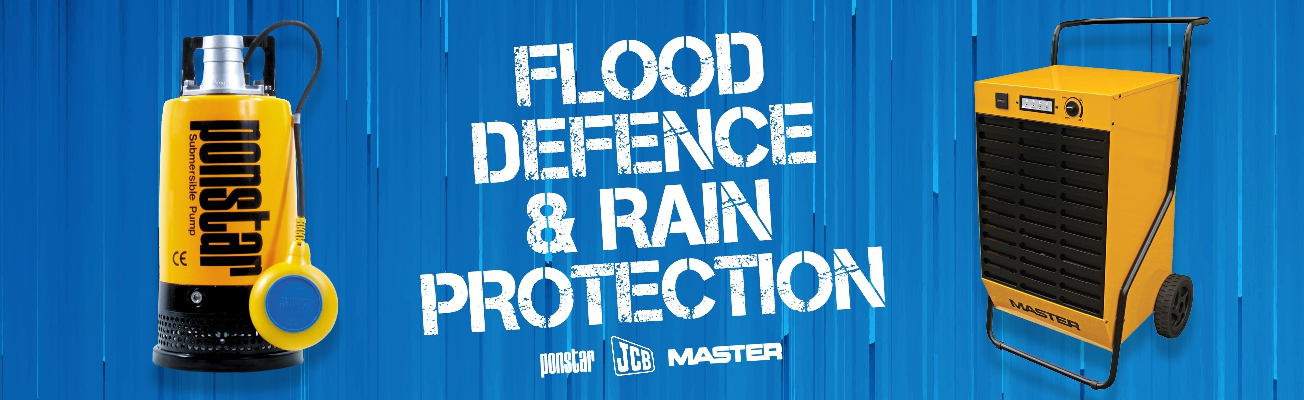 Flood Defence & Rain Protection