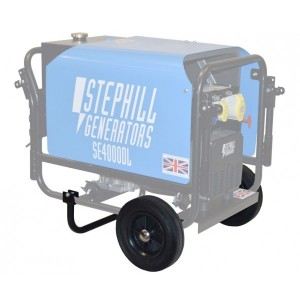 Stephill Trolley Kit for Generators with Lombardini Diesel Engines - 021-3056