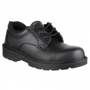 Amblers FS38C Gibson Safety Work Shoes Black (Sizes 3-13)