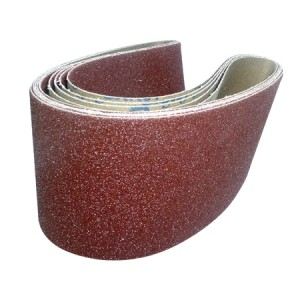 Toolpak Cloth Sanding Belts 100mm x 915mm Pack Of 5 (Various Grits)