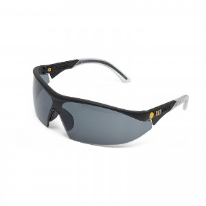Caterpillar Track Protective Safety Specs/Glasses (Clear or Blue)