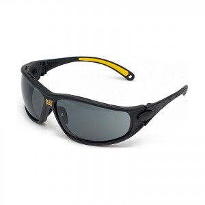 Caterpillar Tread Protective Safety Specs/Glasses (Clear or Blue)