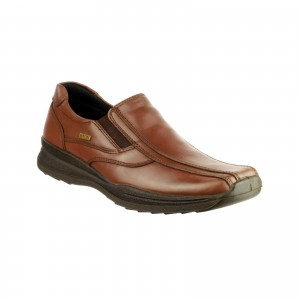 Cotswold Naunton Waterproof Casual Shoes Brown (Sizes 6-12)