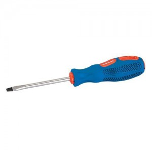 Silverline General Purpose Screwdrivers SLOTTED FLARED (Various Sizes)
