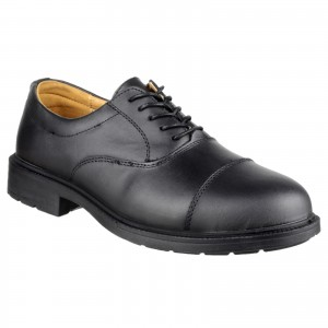Amblers FS43 Safety Work Shoe Black (Sizes 6-12)