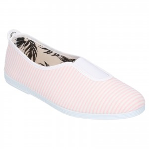 Flossy Raudo Casual Summer Shoes Pink (Sizes 3-7)