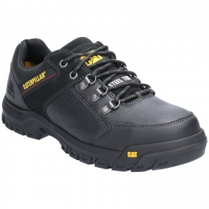 Caterpillar Extension Safety Work Shoes Black (Sizes 6-13)