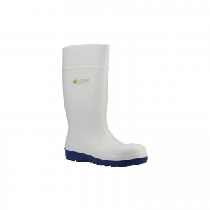 Amblers AS1004 Safety Wellington Work Boots White (Sizes 4-13)