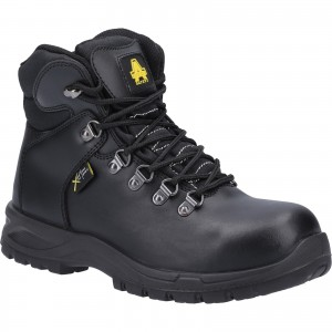 Amblers AS606 Womens Safety Work Boots Black (Sizes 3-9)