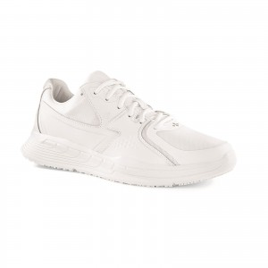 Shoes For Crews Condor Occupational Shoes White (Sizes 7-11)