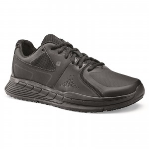 Shoes For Crews Condor Womens Occupational Trainer Shoes Black (Sizes 3-7)
