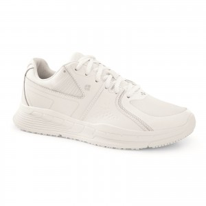Shoes For Crews Condor Womens Occupational Trainer Shoes White (Sizes 3-7)
