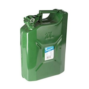 Silverline Jerry Can Fuel Container 10 Litre