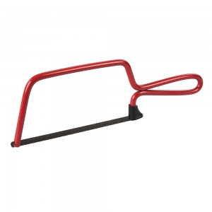 """Dickie Dyer Long Lasting Junior Hacksaw with Blade - 150mm / 6"""" 24tpi"""