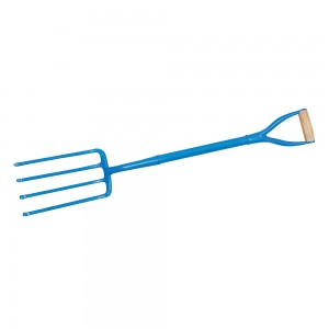 Silverline Solid Forged Contractors Fork 1050mm