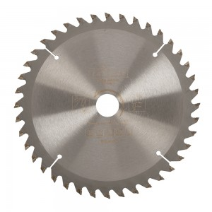 Triton Tungsten Carbide Circular Saw Blade for Tracked Plunge Saws - 165mm (40 or 48T)