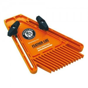 Bench Dog Feather-Loc for Perfect Circular Saw Cuts