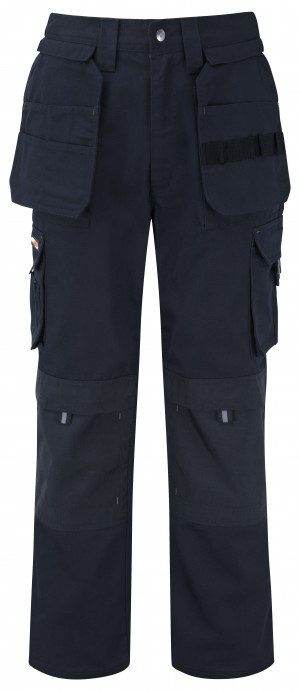 Tuffstuff Extreme Trade Work Trousers Navy (Various Sizes)