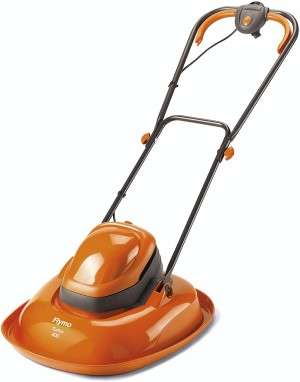 Flymo Turbo Lite 400 Electric Hover Lawn Mower 40cm/16in 240v