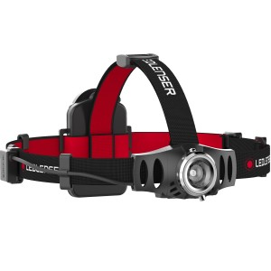 LED Lenser H6R Rechargeable Head Torch 200 Lumens