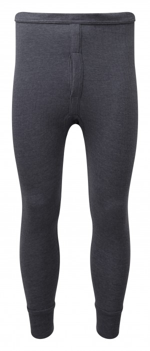 Fort Thermal Baselayer Long Johns Bottoms Blue (Sizes S-XXL)