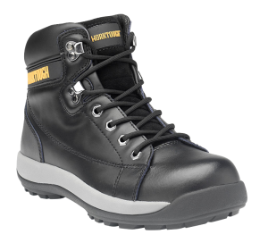 Worktough 809 Safety Hiker Work Boots Black (Sizes 6-12)