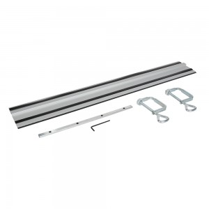 GMC GTS1500 Track Saw Extension with Non-Slip Base for GMC Tracksaw Kit - 700mm