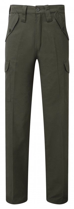 Fort Combat Trade Work Trousers Green (Various Sizes)