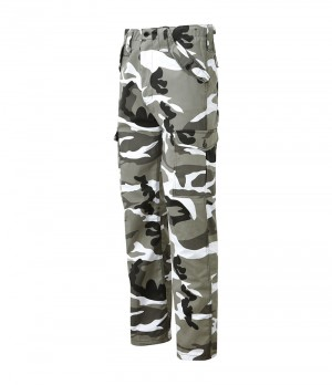 Fort Combat Trade Work Trousers Urban Camouflage (Various Sizes)