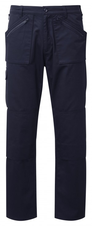 Fort Action Trade Work Trousers Navy (Various Sizes)