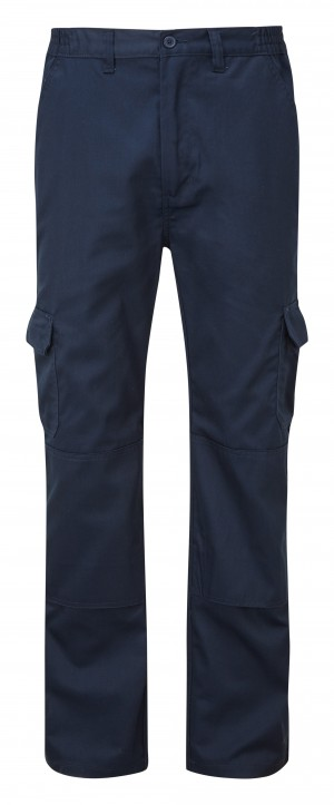 Fort Workforce Cargo Work Trousers Navy (Various Sizes)