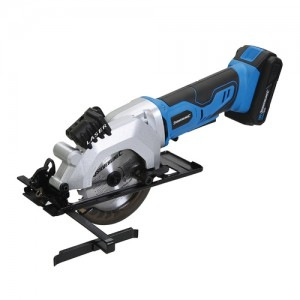 Silverline Cordless 18v Mini Circular Saw 115mm with Battery