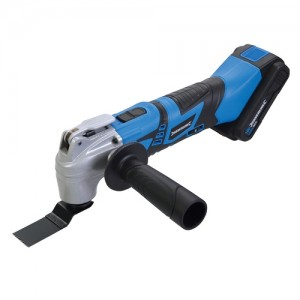 Silverline Cordless 18v Oscillating Multi-Tool with Battery