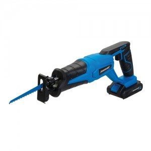 Silverline Cordless 18v Reciprocating Saw with Battery