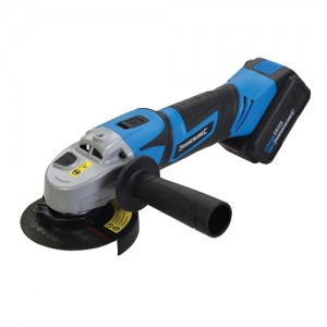 Silverline Cordless 18v Angle Grinder 115mm with Battery