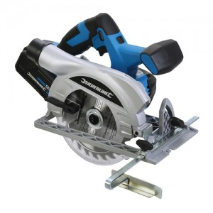 Silverline Cordless 18v Circular Saw 150mm with Battery