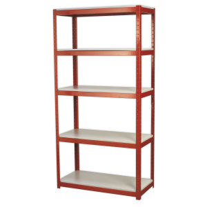 Sealey Racking Unit With 5-Shelves