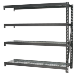 Sealey Heavy Duty Racking Extension With 4-Shelves