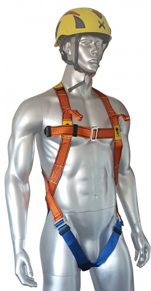 Aresta Basic Single Point Safety Harness General Purpose