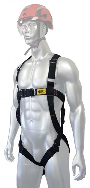 Aresta Scafell Stretch Safety Harness Multi-Purpose Double Point & Eeze-Klick Buckles