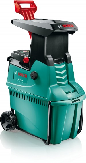 Bosch AXT 25D Electric 2500w Silent Garden Shredder 40mm with Box & Detachable Hopper