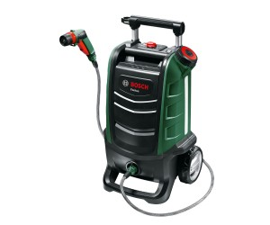 Bosch FONTUS Cordless 18v Pressure Washer 15Bar with Battery