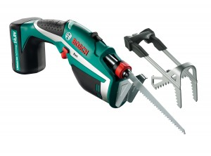 Bosch Keo Cordless 10.8v Garden Saw with Battery