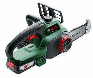 Bosch UniversalChain Cordless 18v Chainsaw 20cm/8in with Battery