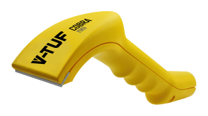 V-Tuf COBRA Paint Scraper for H-Class Dust Extractor Vac