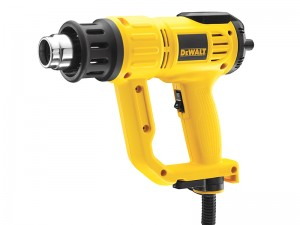 DeWalt D26414 2000w LCD Premium Hot Air Heat Gun 240v