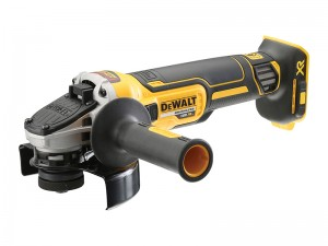 DeWalt DCG405N XR Cordless 18v Brushless Grinder 125mm Bare Unit