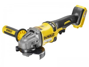 DeWalt DCG414N FlexVolt XR Cordless 18/54v Angle Grinder 125mm Bare Unit