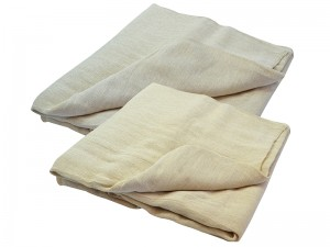 Faithfull Twin Pack Protective Dust Sheet & Stair Runner Cotton Twill