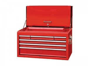 Faithfull Top Chest Toolbox Cabinet 6 Drawer